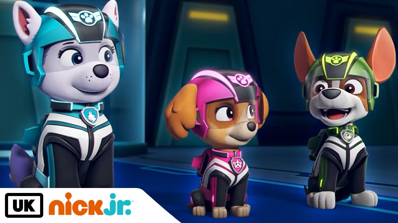 Download PAW Patrol | Jet to the Rescue: A Jet to the Rescue Briefing | Nick Jr. UK