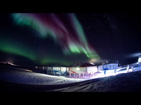 Science in an extreme environment - Horizon: Ice Station Antarctica - BBC Two