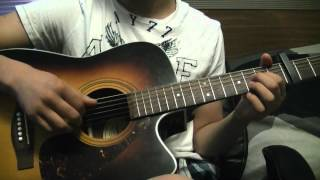 One Direction - What Makes You Beautiful (Boyce Avenue Version) ( Guitar Cover)