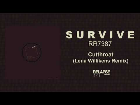 """S U R V I V E - """"Cutthroat"""" (Lena Willikens Remix)"""