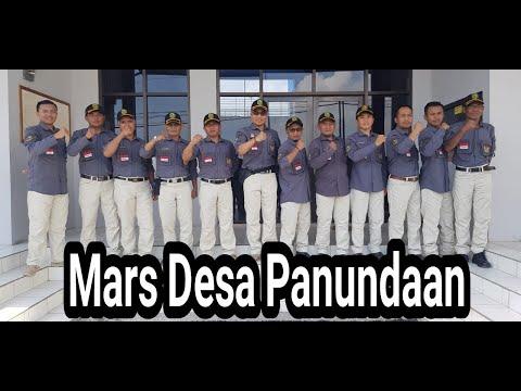 Lagu Mars Desa Panundaan Kecamatan Ciwidey Kabupaten bandung