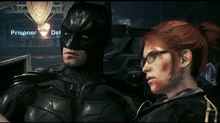 Batman: Arkham Knight (PC)(The Dark Knight Suit Walkthrough)[Part 17] - Attack on GCPD