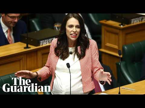Jacinda Ardern is