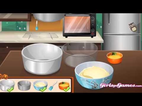 Торт «Сова»: кухня Сары