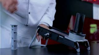DE BUYER - Gravity slicing kit for mandolines