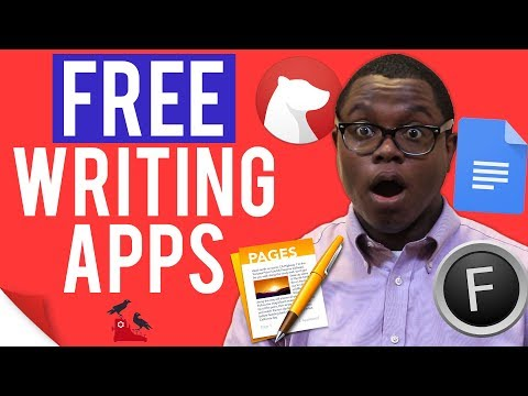 Top 5 FREE Writing Apps For Mac