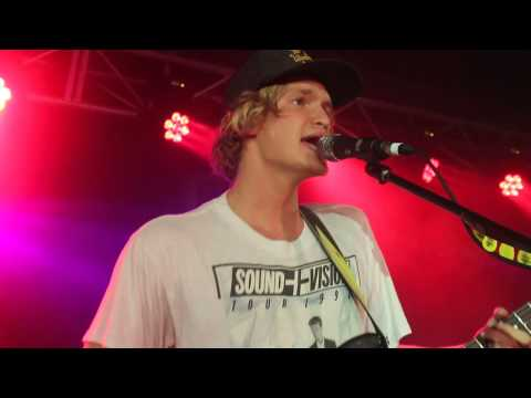 Cody Simpson Home to Mama HD Sydney 2015
