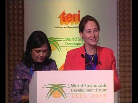 Ministerial Session 2: Is Action on Climate Change Imperative and Urgent? - HE Ms Ségolène Royal