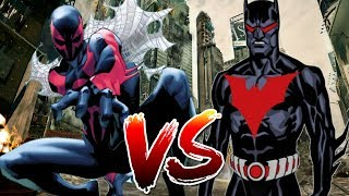 Batman Beyond vs Spider-Man 2099