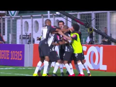 Atlético-MG 3 x 0 Santa Cruz - 30/07/2016 - Narração Antônio Carlos (Itatiaia)