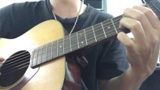 Có Điều Gì Sao Không Nói Cùng Anh( Trung Quân )- guitar cover