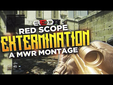 "Red Scp: ""EXTERMINATION"" a MWR Montage"