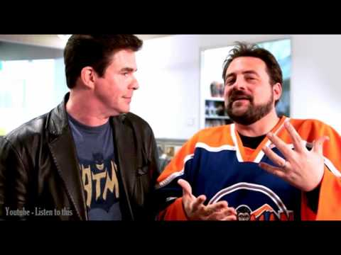 Kevin Smith and Ralph Garman review Batman v Superman: Dawn of Justice