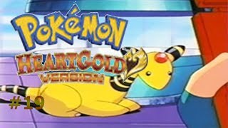 Un Pokemon enfermo/Pokemon Heart Gold#19