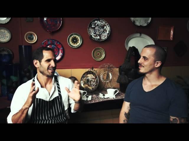 Chef Daniel Vargas en #Solodele: Historias Inspiradoras de Empresarios Emergentes.
