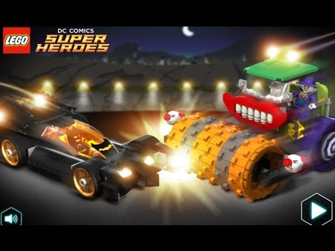LEGO Super Heroes Car Demolition - Lego Games To Play Free Online ...
