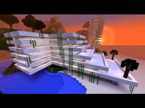 Les plus belle maison minecraft ep 1 youtube for Belle maison minecraft