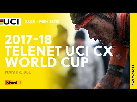 2017-18 Telenet UCI Cyclo-cross World Cup - Namur (BEL) / Men Elite