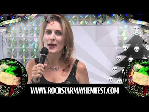2011 Rockstar Energy Drink Mayhem Festival / Holiday Gift Package
