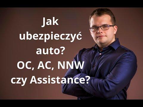 Jak ubezpieczyć auto? Co to jest OC, AC, NNW i Assistance