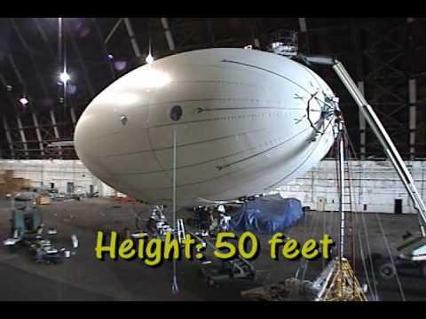ACE Army Airship Blimp Dirigible UAV RC