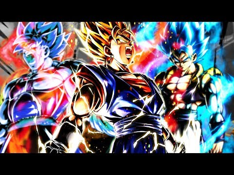 The BEST Team for SUPER VEGITO RIGHT NOW! | Dragon Ball Legends