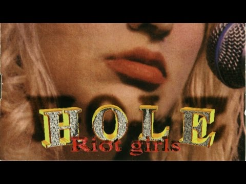 Hole - Riot Girls Bootleg (Live at The Palace, AU 01/13/95 & The Paradiso, NL 04/24/95)