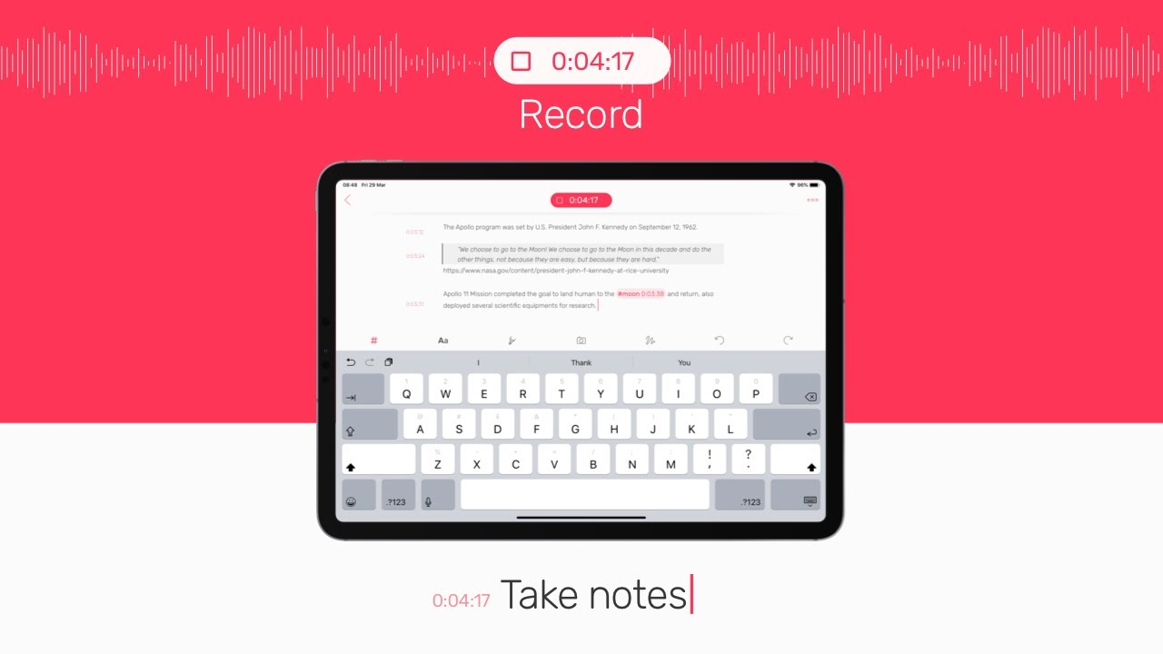 Noted App | Everything noted