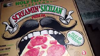 Screamin Sicilian Holy Pepperoni Review