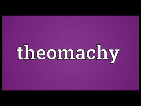Header of theomachy