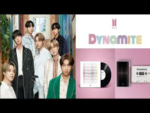 bts-dynamite-limited-edition-vinyl-&-cassette-versions-sold-out-only-1-hour