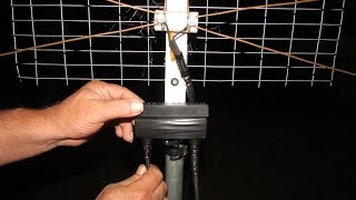Winegard LNA-200 Boost XT TV Antenna Booster Real Test