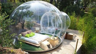 8 COOLEST TENTS IN THE WORLD
