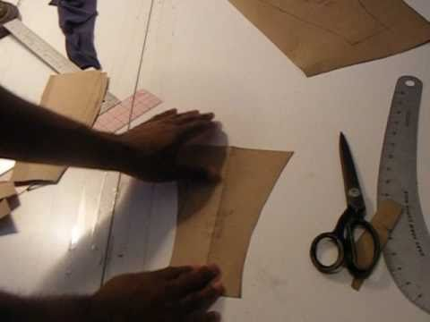 How to Make the Perfect Pair of Boxer Brief Underwear Part 1 - YouTube