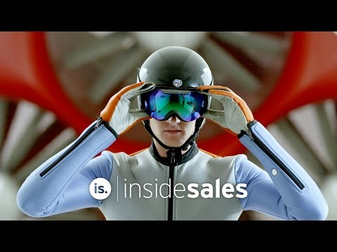 Science Holds the Key   //   InsideSales.com