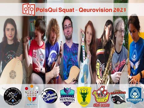 PLQ Qeurovision Postcard 2021