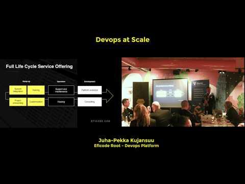 Eficode Root - Devops Platform