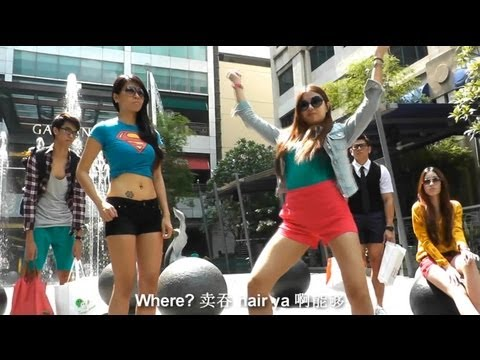 GENTLEGIRLS (PSY-GENTLEMAN M/V) Malaysia Parody