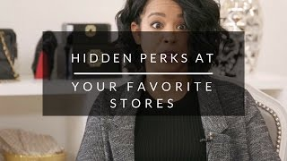 Discover The Hidden Perks At Your Favorite Shops