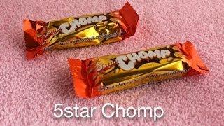 5 Star Chomp Chocolate Bar