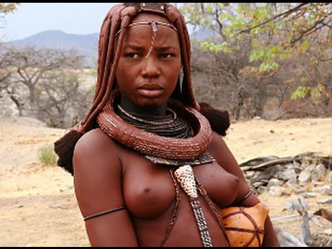 The women of the Himba people