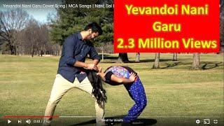 Yevandoi Nani Garu Cover Song | MCA Songs | Nani, Sai Pallavi | DSP | Dil Raju | Vijay | Ashu