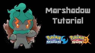 MARSHADOW in  Pokemon Sonne/Mond Tutorial [German] - Powersaves for 3DS required!