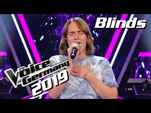 Jorja Smith - Don't Watch Me Cry (Marita Hintz)   The Voice of Germany 2019   Blinds