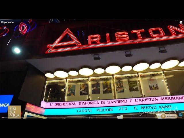 """""""CONCERTO DELLE FESTE """" 2020/2021 - ORCHESTRA SINFONICA DI SANREMO"""