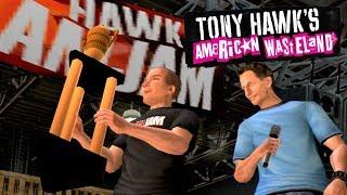 Tony Hawk's American Wasteland #6: Tony Hawk AMJAM! (Sick Difficulty)