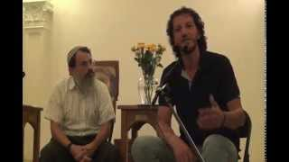 Dialog: Inspired Palestinian Peace Activist and Befriended Zionist Settler Rabbi