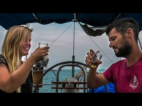 Boat Life Isn't Always Easy, Sailing Across The Equator – Sailing SE Asia Ep.65