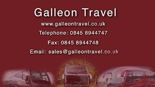 Galleon Travel   Luxury Coach Hire   Harlow, Essex