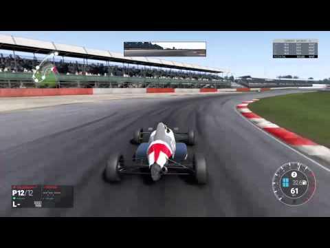 PRL EpCC Rd 3 Silverstone practice